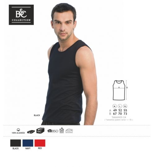 T-SHIRT B&C ATHLETIC MOVE CORES